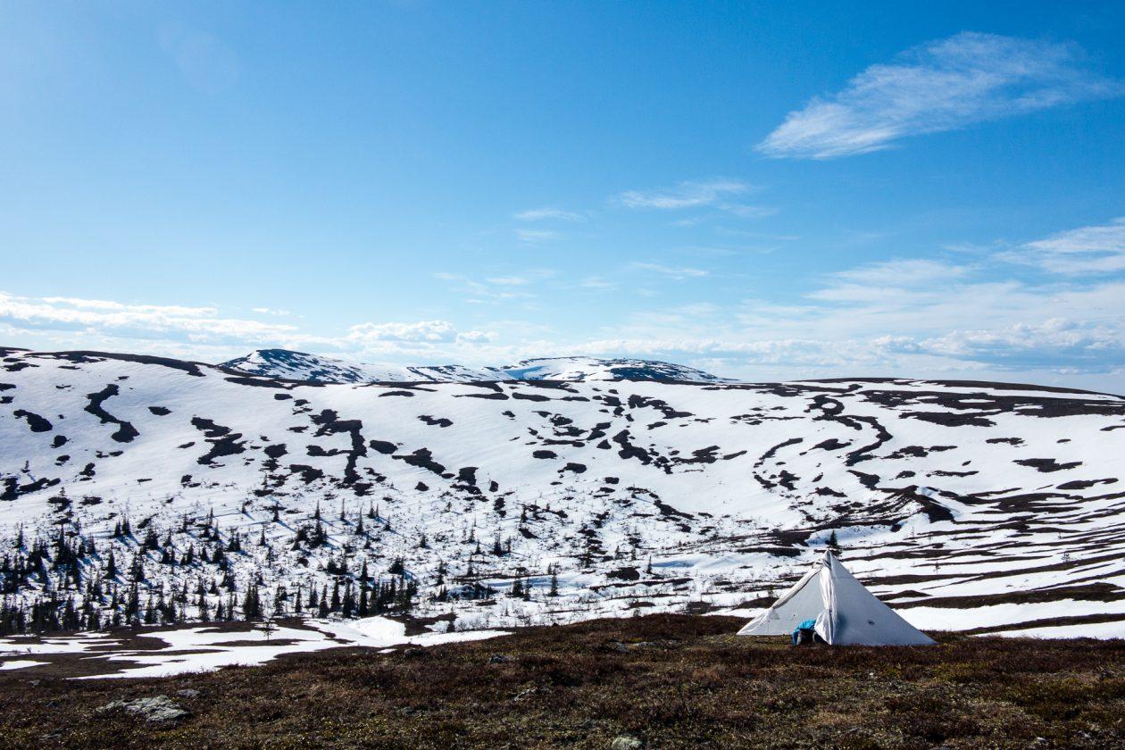 Omatoiminen opintoretki Urho Kekkosen kansallispuistoon